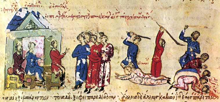 Persecution of Paulicians