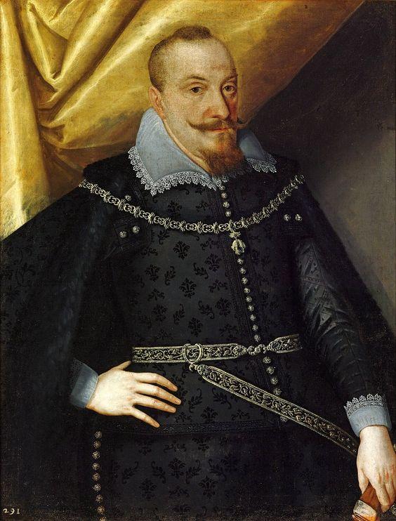 Резултат с изображение за Густав I е коронован за крал на Швеция.