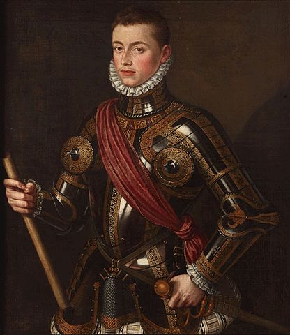 John of Austria portrait