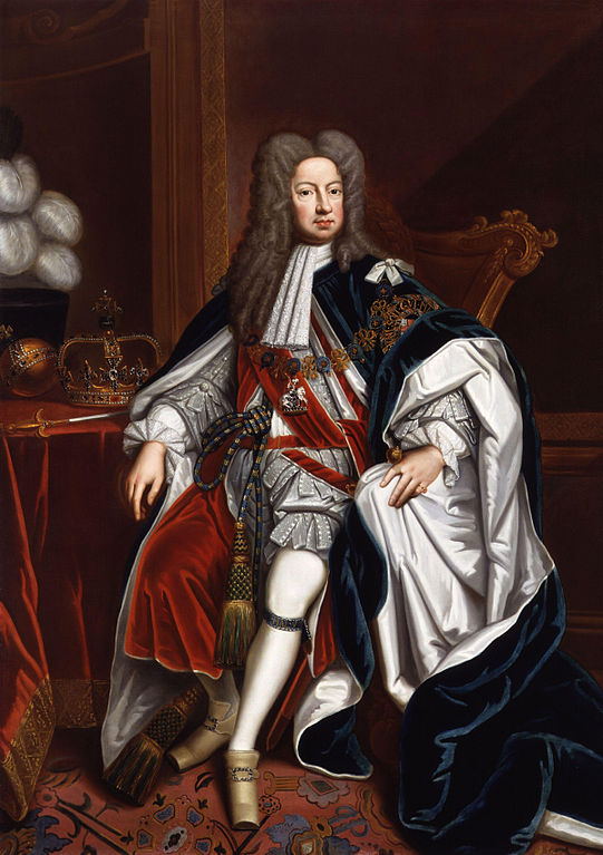 541px King George I by Sir Godfrey Kneller Bt 3
