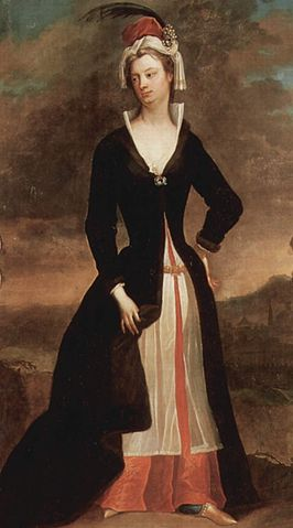 Mary Wortley Montagu by Charles Jervas after 1716
