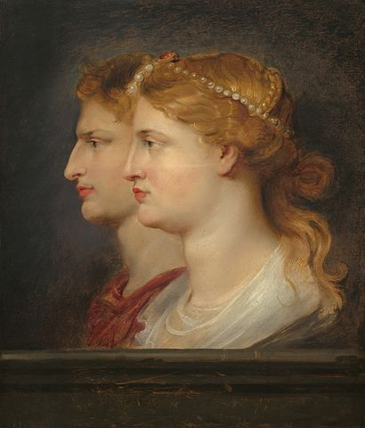 Peter Paul Rubens Agrippina and Germanicus National Gallery of Art