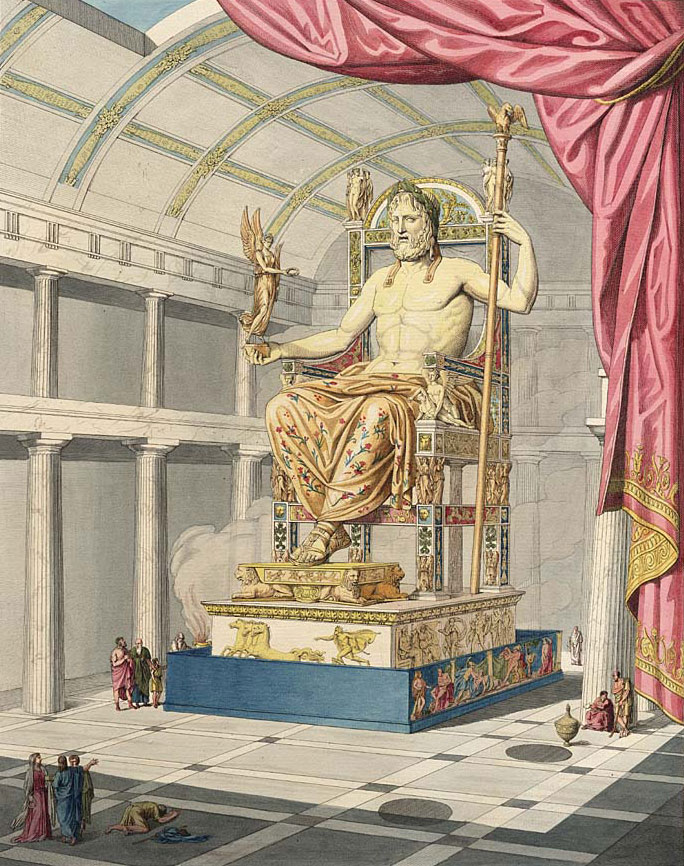 Le Jupiter Olympien ou lart de la sculpture antique
