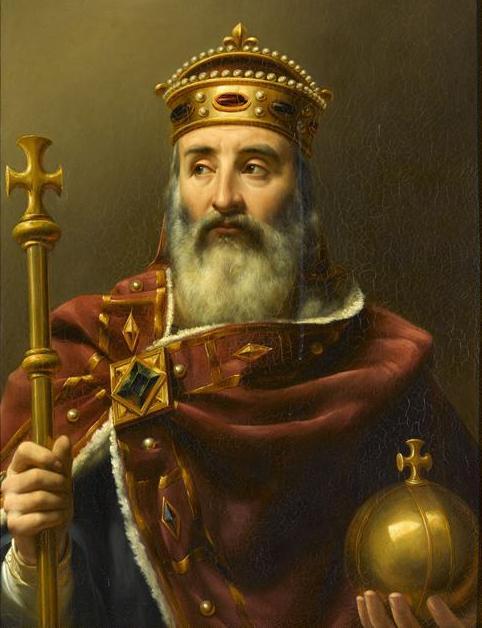 Резултат с изображение за Карл Велики е коронован за император