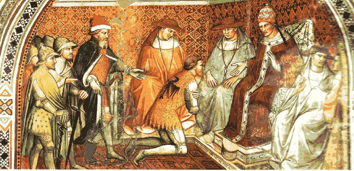 """Резултат с изображение за """"Венеция отлъчване от Католическата църква."""""""